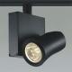コイズミ照明 LEDスポットライト LED一体型 ライティングレール取付タイプ 電球色(2700K) ON-OFFタイプ HID35W相当 照度角20° ブラック XS43992L