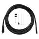 カスタム 5mカメラケーブル インターロックタイプ ケーブル部IP67準拠 アタッチメント付 SS-11・12専用 SSVC-9005