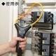 カスタム フレキシブルクランプメータ 液晶表示一体型 真の実効値方式 バックライト付 CFL-01U 画像2