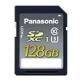 パナソニック 業務用SDメモリーカード UEシリーズ MLCタイプ 128GB 書換え回数約2000回 UHS-I対応 RP-SDUE12SWA