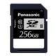 パナソニック 業務用SDメモリーカード XEシリーズ MLCタイプ 256GB 書換え回数約2000回 UHS-?;対応 RP-SDXE25SWA