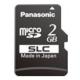 パナソニック 業務用SDメモリーカード SCシリーズ SLCタイプ 2GB 書換え回数約6000回 RP-SMSC02SW0