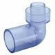 因幡電工 断熱ドレンホース(DSH-25N)用 VP管エルボ DSH-25NE