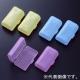 旭電機化成 電池ケース 単3・単4形乾電池用 ライトグリーン ADC-322LG 画像1