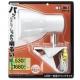 YAZAWA(ヤザワ) 6Wクリップライト 電球色 ホワイト CLLE06L07WH