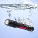 YAZAWA(ヤザワ) LED防水ズームライト 280lm L7GAZ2807BK 画像4