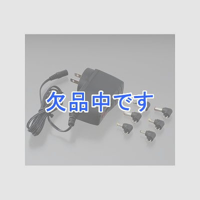 YAZAWA(ヤザワ) 海外・国内マルチAC/DCアダプター 1000mA ACM1000