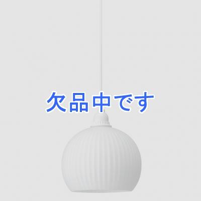 YAZAWA(ヤザワ) ガラスペンダント 丸 ホワイト PDXG04