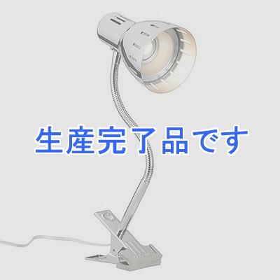 YAZAWA(ヤザワ) 【ワケあり!大特価】電球色LEDフレキシブルクリップライトクローム CFLE03L05CH