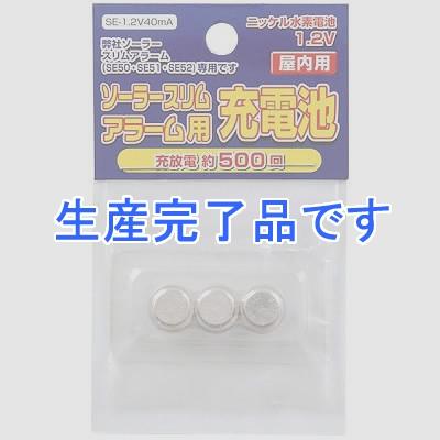 YAZAWA(ヤザワ)  SE1.2V40MA