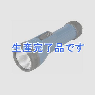 YAZAWA(ヤザワ) ■【在庫限り特価品!】防滴仕様懐中電灯 単2形×2本使用(別売) L206BL