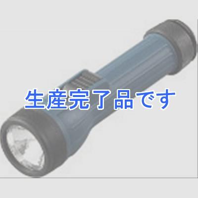 YAZAWA(ヤザワ) 防滴仕様懐中電灯 単3形×2本使用(別売) L306BL