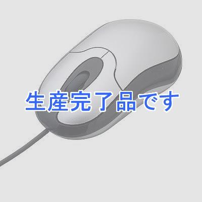 YAZAWA(ヤザワ) ■手にフィットマウス シルバー MOA002SV