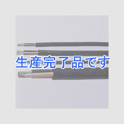 富士電線  1CT1.25SQ×3C×100m