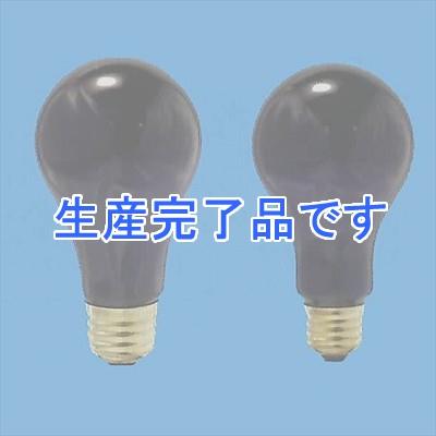 アサヒ  PS60E26110V60Wブラック-100SET