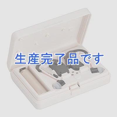 YAZAWA(ヤザワ) 両耳 耳かけ集音器 ブラック SLV22BK
