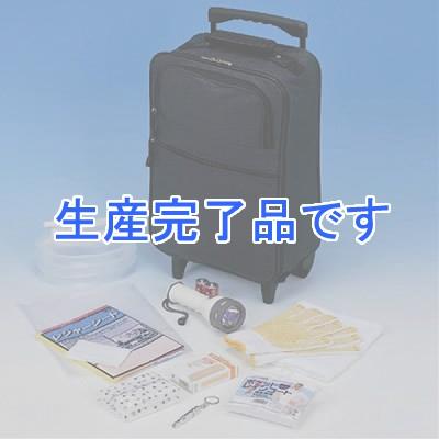 旭電機化成 防災セット(キャリーバッグ) 12点セット ABO-56