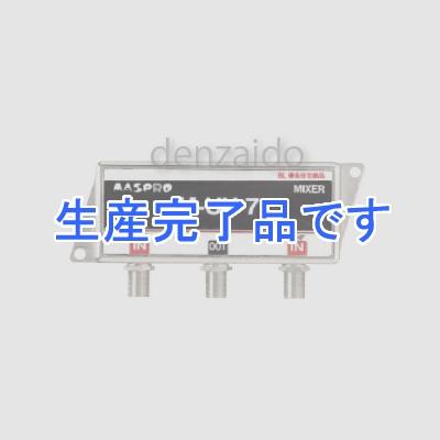 マスプロ  M-UV-7