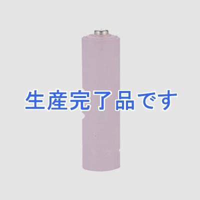 旭電機化成 単4が単3になる電池アダプター 2個入 パープル ADC-430PP